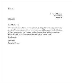 10 sales letter samples free ms word pdf formats