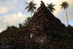 Nan Madol, Micronesia- These mysterious ruins were built, according to local lore, by two twin sorcerers who came to islands from elsewhere, constructed an alter, and performed rituals to levitate the stones.