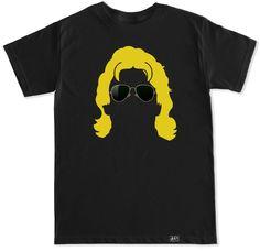 Men's RIC FLAIR SILHOUETTE T Shirt