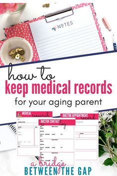 A major concern for sandwiched homemakers is the health of our aging parent. Stop depending on your doctor for all information concerning your aging parent's health by keeping your own medical records for your aging parent. Online Parenting Classes, Aging Parents, Alzheimer's And Dementia, Body Tissues, Medical Research, Elderly Care, Parent Resources, Caregiver, Gap