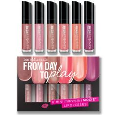 From Day To Play | Lips | bareMinerals