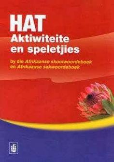 Hart van die Huis: Boek loer: HAT Aktiwiteite en speletjies boek Afrikaans, Training Tips, Language, Education, Homeschooling, Printables, Grade 1, Maths, English