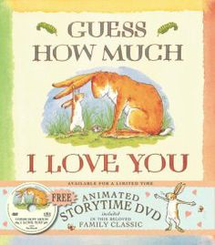 Winter 2, week 4: Guess how much I love you-Sam McBratney