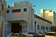 Lais open air cinema, now used as a screening room of the Greek Film Archive. Walking Athens app - Route 15 / Gazi (Download for FREE)
