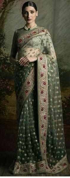 Lehenga Sale: Buy Latest Designs of Lehenga Choli : Panache Haute Couture Indian Dresses, Indian Outfits, Pakistani Dresses, Saris Indios, Anarkali Lehenga, Anarkali Suits, Stylish Sarees, Elegant Saree, Desi Clothes