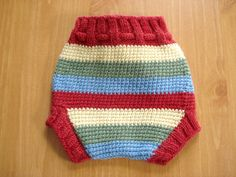 Free Crochet Diaper Soaker Pattern | SOAKER CROCHET PATTERN | Easy Crochet Patterns