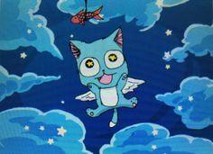Fairy tail: Baby Happy