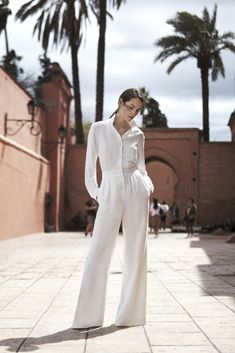 Effortless Luxe Best Dressed Wedding Guest Attire By Reiss 5 Jumpsuit