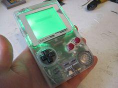 とんちき録: Gameboy Pocket 【Pro Sound化 改造】