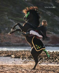 Carina Maiwald has been recognized by National Geographic and other publications for her photos and photojournalism. She shoots worldwide, mentors, and leads photo workshops. This photo features a Pura Raza Menorquina horse on the island of Menorca. See also carinamaiwald.com.