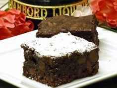chambordraspberrybrownies2400.jpg - © 2012 Peggy Trowbridge Filippone, licensed to About.com, Inc.
