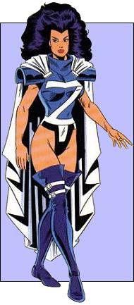 Zaladane Comics Marvel Comic Character Cassandra Nova