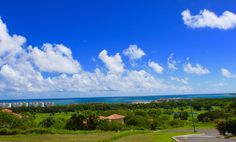 Puerto Rico , view from a House for rent. CaribbeanLuxuryRentals.com