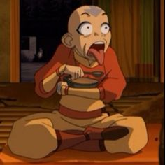 Avatar the Last Air Bender   Love this show so much  Face=priceless