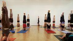 maternity leave - stream yoga classes via yogaglo.com $18/month