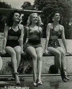 1940s pinups