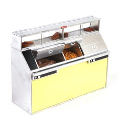 DM-FC1 - 1:12 Scale Frying Range with Food