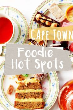 Cape Town = Foodie Town – Hot Spots You Need to Know about   Travel on the Brain
