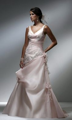 52 Best Pink Wedding Dress Images Pink Wedding Dresses Wedding