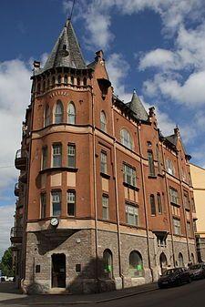 Gesellius, Lindgren, Saarinen – Wikipedia