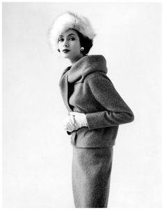 French VOgue 1958 Photo by Rico Puhlman