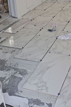 How to Remove Tile Flooring Yourself {with Tips and Tricks ...