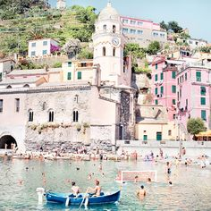 One of my favorite places, Vernazza, Cinque Terre, Italy Places Around The World, Oh The Places You'll Go, Places To Travel, Travel Destinations, Places To Visit, Around The Worlds, Cinque Terre, Rome, Blog Voyage