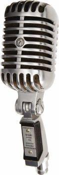 Elvis Presleys Studio Microphone From MGM Studios. A vintage ShureModel 555 unidyne dynamic microphone used by Elvis