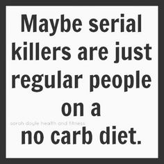Carb free life can make your crazy sometimes. #nocarbs #ketogenicdiet #ilovecarbstoomuch #fatdiet - Inspirational and Motivational Ketogenic Diet Pins - Eat Keto Get Into Nutritional Ketosis - Discover LCHF to Prevent Diseases - Enjoy Low-Carb High-Fat Lifestyle For Better Health