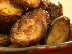 Oven roasted jerusalem artichokes by chuck hughes - very simply done...I would try adding your favorite fresh herbs as well!
