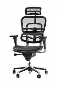Fotel biurowy Ergomax Ergohuman - siatka