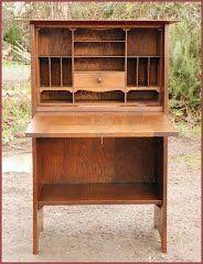 gustav stickley...arts and crafts furniture