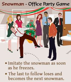 games for office party