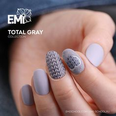 Stickers Nail art: stickers & decorations ideas for your manicure. 💅 All nail stickers are available in EMi school of nail design in Dubai UAE. Heart Nail Designs, Gel Nail Art Designs, Beautiful Nail Designs, Xmas Nail Art, Christmas Nails, Basic Nails, Simple Nails, Diy Sharpie, Lee Nails