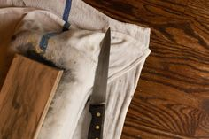 How to Sharpen Knives - The sharpest isn't necessarily the best.