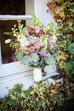 a flower filled English countryside wedding in Kent | uk wedding blog