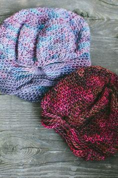 Crochet Patterns Galore - Chemo Caps