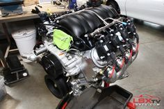 Guide to Swapping an into your Street/Strip Chevy - Dragzine Ls Engine Swap, Car Engine, Crate Motors, Performance Engines, Performance Parts, Ls Swap, Chevy 3100, Crate Engines, Car Restoration