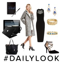 """""""No cold... But with style"""" by gabrielagallego ❤ liked on Polyvore featuring Glamorous, DailyLook and Noritake"""