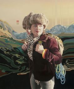 Jennifer Nehrbass. Paintings by Jennifer Nehbass (Previously on...