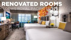 Complete Guide to Loews Royal Pacific Resort in Universal Orlando. Learn about seasonal rates, discounts, rooms, amenities, and more. Universal Orlando Hotels, Orlando Resorts, Orlando Vacation, Hotels And Resorts, Universal Studios, Universal Resort, Orlando Parks, Orlando Disney, Downtown Disney