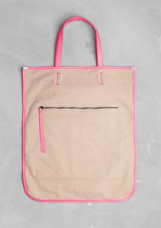 Canvas Shopper / & other stories