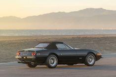 1972 Ferrari 365 GTB/4 Daytona Spider by Scaglietti ($3,000,000 - $3,500,000)