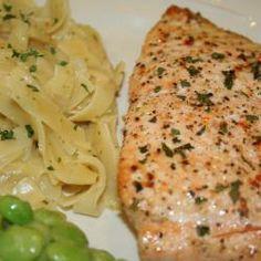 Filetti di salmone al forno @ allrecipes.it