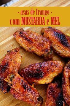 Asinhas Mostarda e Mel - Cozinha Pequena - Leandro Gonçalves