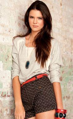 See Kendall Jenner's Latest, Leggy Modeling Pics | E! Online