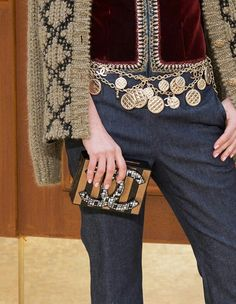 Chanel Fall/Winter 2015 Runway Bag Collection