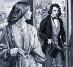 Dante Gabriel Rossetti and his wife, Elizabeth Siddal <3