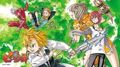 6 Anime Like Nanatsu no Taizai (The Seven Deadly Sins) [Updated Recommendations]
