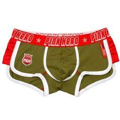 31fd2db28 Men s Underwears Breathable Cotton Boxer Interior Masculino